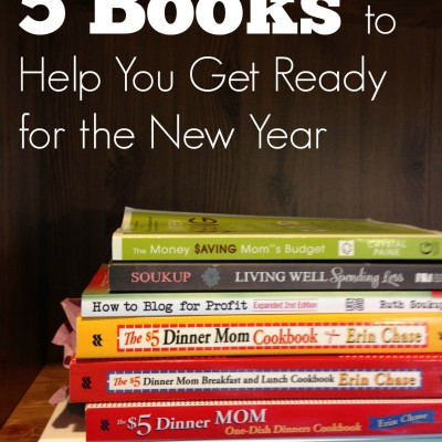 5 Books to Help You Get Ready for the New Year