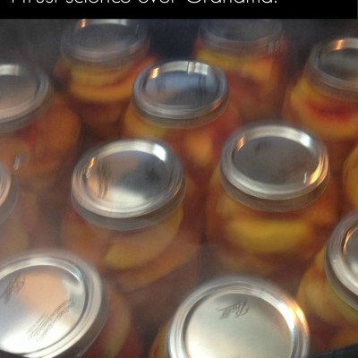 Canning Safety | I Trust Science Over Grandma!