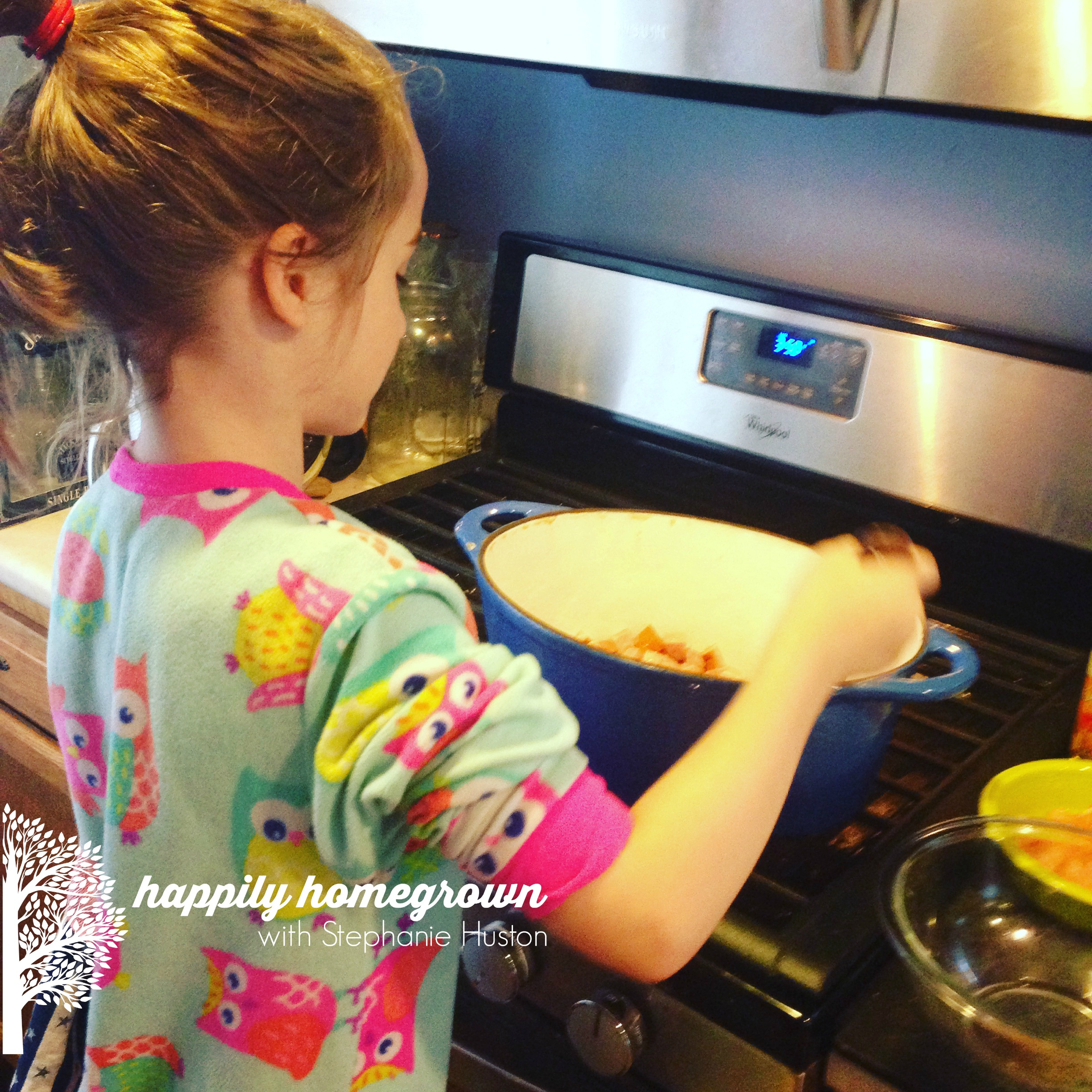 My children have a sudden interest in cooking and preparing meals for our family. I'm going to go with it! Here is the meal plan that they created for us.