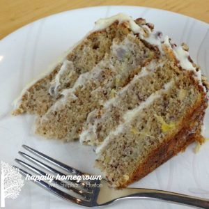 Hummingbird Cake: Sweet, Southern, and Just A Bit Sinful
