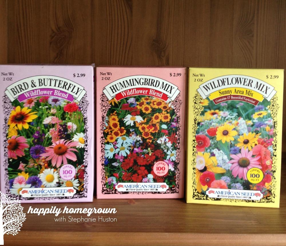 3 Pollinator Garden Hily Homegrown