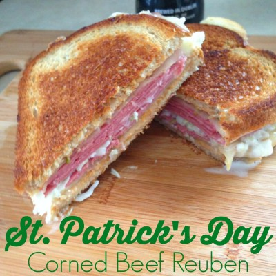 {St Patrick's Day} Corned Beef & Cabbage for 1