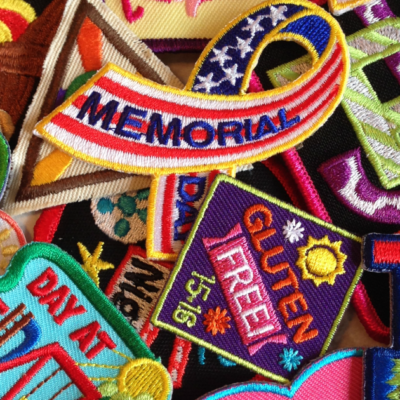 Patches, Patches Everywhere!