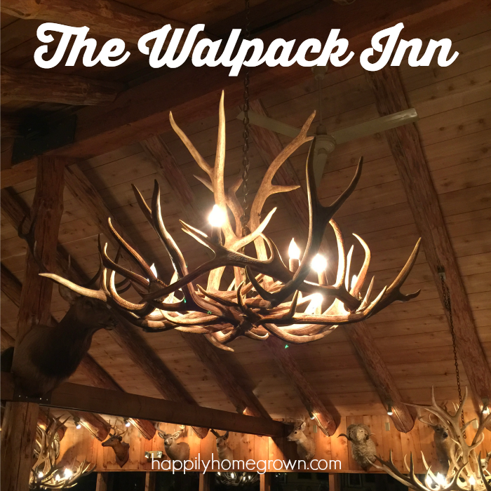 The Walpack Inn is part of the new travel section on Happily Homegrown where we will share our favorite restaurants, venues, and attractions.