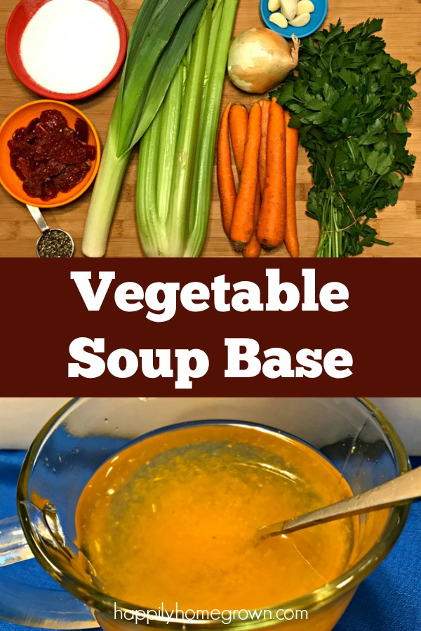 This month, our challenge focuses on salt preserving. After considering a handful of options, I decided to try my hand at this homemade vegetable soup base.