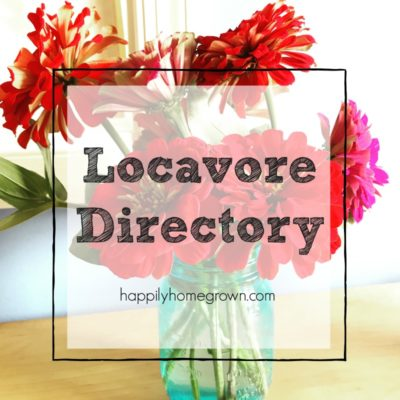 Locavore Directory: Top 6 From the First 6 Weeks