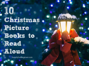 10 Christmas Picture Books to Read Aloud
