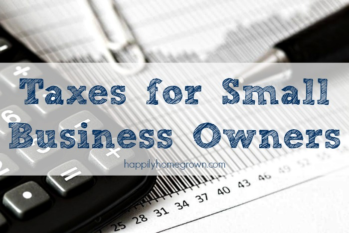As a small business owner, taxes can become overwhelming.  Here's a secret ... It doesn't have to be! Stay organized & hire a tax professional.