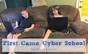 First Came Cyber School