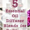The easiest way for me to incorporate essential oils into my bedtime routine was with a diffuser. Don't know how to get started? Check out these essential oil diffuser blends that are perfect for bedtime.