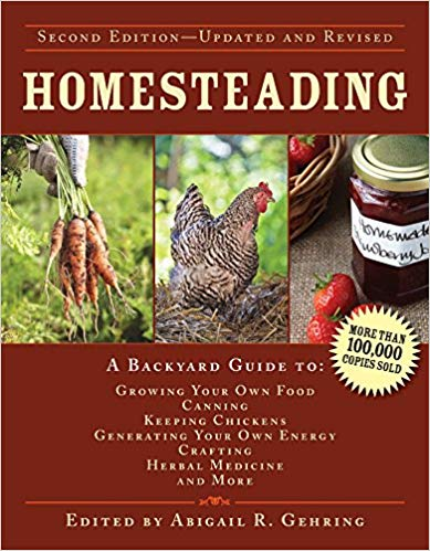 Books for homesteaders