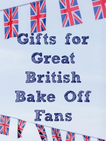 If you know anyone who is obsessed with The Great British Bake Off as I am than they are sure to love these gifts this holiday season.