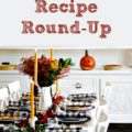 From sweet and savory appetizers to comfort food sides and entrees, and topped off with decadent desserts - Thanksgiving is my favorite foodie holiday.